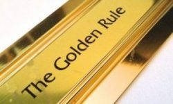 The Golden Rule of the Brokerage Industry image