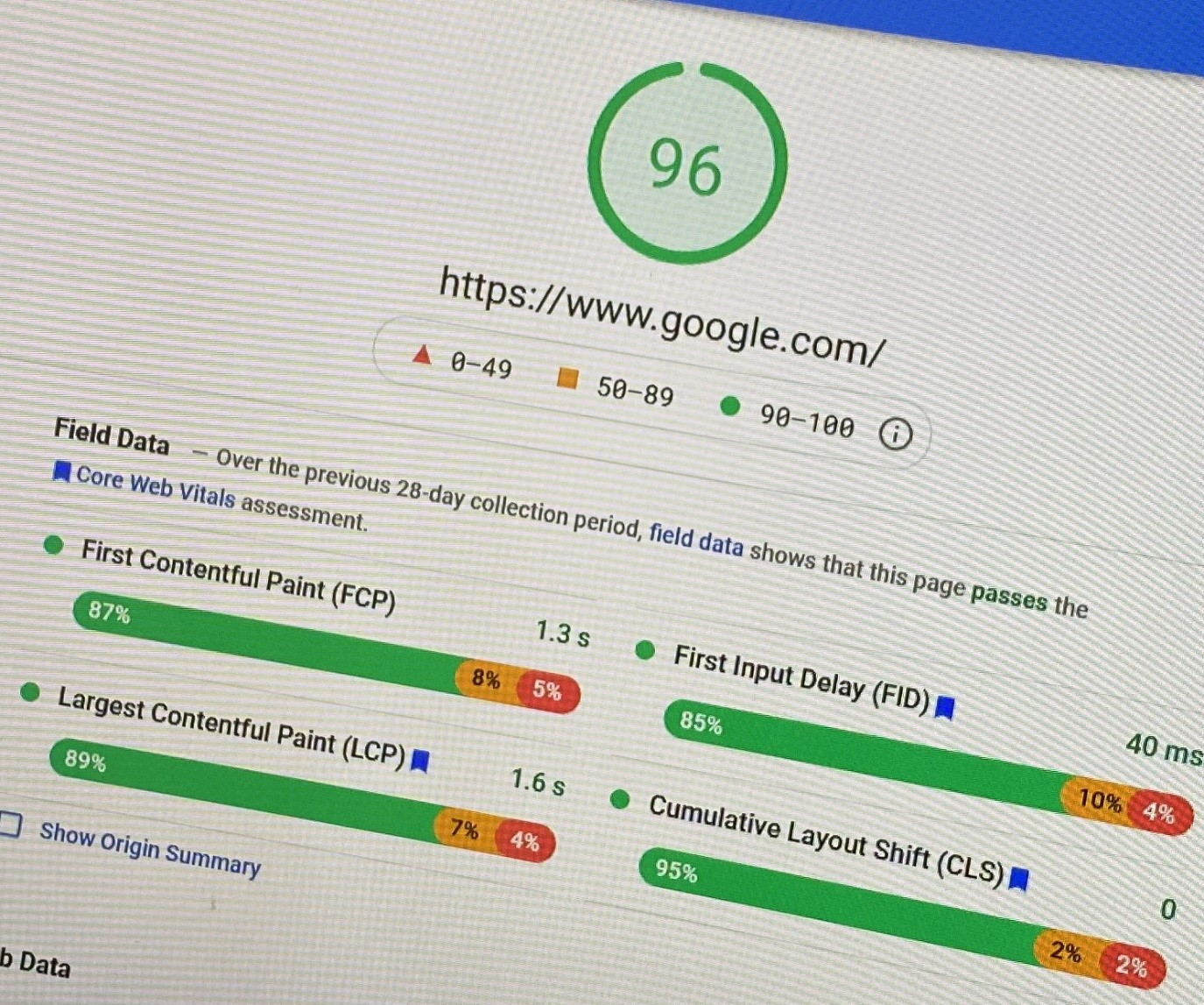 The Google Core Web Vitals update: all you need to know image